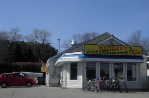 Mathieu's Cycle & Fitness Farmingdale Store