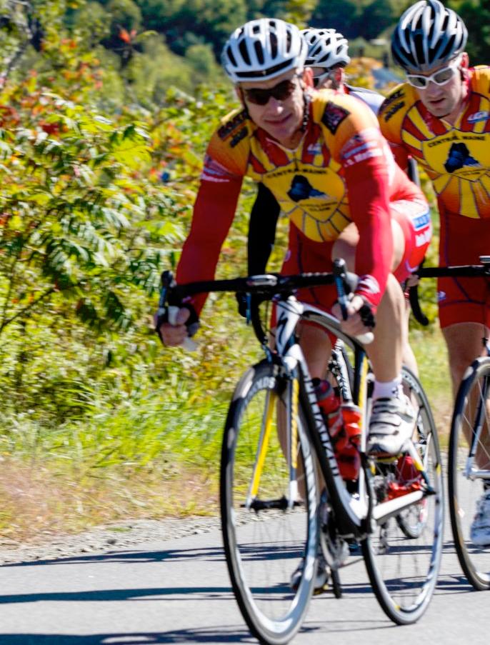 Paul Denis Race Team Bio