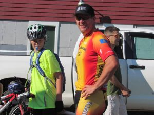 Jr Dirt Riders debut at Titcomb