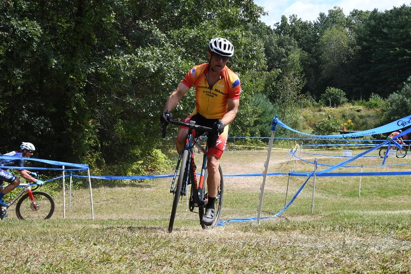 Ian Wilson racing New England cross season