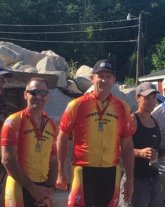 "Dexter & Greeley ""FUSE"" together a solid podium at Titcomb race"