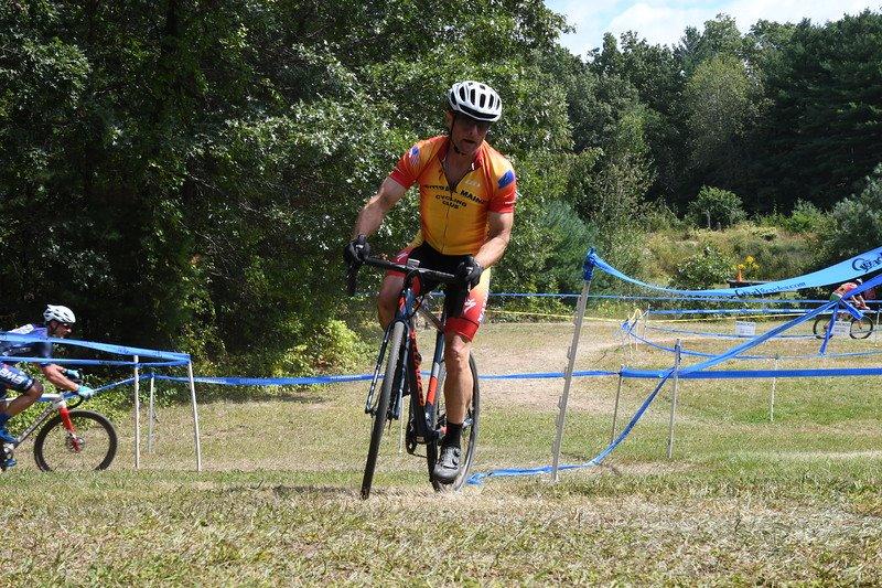 Ian Wilson racing New England cross season